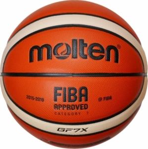 Krepšinio kamuolys MOLTEN BGF 7 dydis Krepšinio kamuoliai