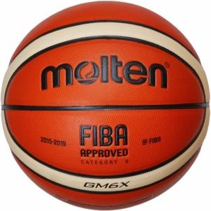 Krepšinio kamuolys MOLTEN BGM 6 dydis