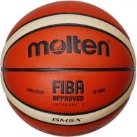 Krepšinio kamuolys Molten BGM5X Basketbola bumbas