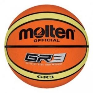 Krepšinio kamuolys MOLTEN BGR3 Krepšinio kamuoliai