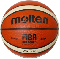 Krepšinio kamuolys Molten Competition BGL7X-X