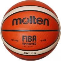 Krepšinio kamuolys MOLTEN GF7X Basketball balls