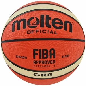 Krepšinio kamuolys Molten GR6-OI Basketball balls