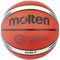 Krepšinio kamuolys Molten GR7-CL Champions League Fiba Basketbola bumbas
