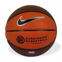 Krepšinio kamuolys NIKE 4005 Euroleague #7 Basketball balls