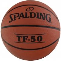 Krepšinio kamuolys SPALDING NBA TF-50 2017 5 73852Z Basketbola bumbas