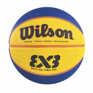Krepšinio kamuolys Wilson 3x3 Krepšinio kamuoliai