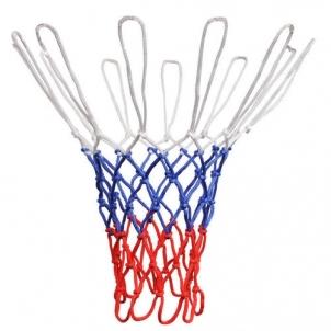 Krepšinio tinklelis Meteor color Basketbola stīpu tinkliukai