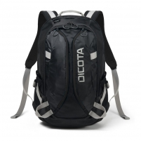 Krepšys/ kuprinė Backpack ACTIVE XL 15-17.3 black/black