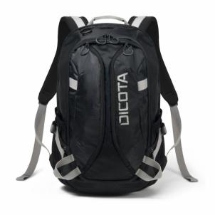 Bag/ kuprinė Dicota Backpack ACTIVE 14-15.6 black/black
