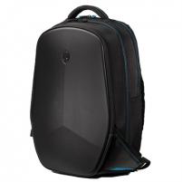 Bag Dell Alienware 460-BCBV Black/Blue, Shoulder strap, Nylon, Backpack