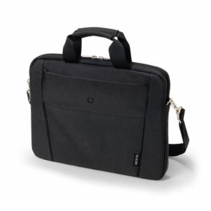Krepšys Dicota Slim Case Base 13 - 14.1 black notebook case