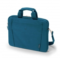 Bag Dicota Slim Case Base 13 - 14.1 blue notebook case