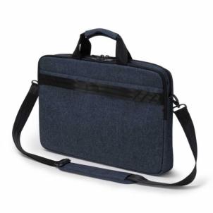 Krepšys Dicota Slim Case Plus Edge 14 - 15.6 blue denim notebook case Krepšiai ir dėklai