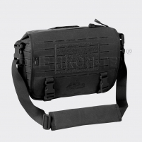 Krepšys Helikon D.A. Small Messenger Bag black Tactical backpacks