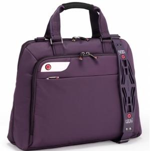 Krepšys I-stay Launch Ladies Laptop Bag 15.6 purple Krepšiai ir dėklai