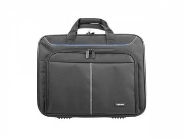 Bag Laptop Bag Natec DOBERMAN 15.6 Black
