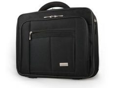Bag Natec BOXER 17,3 Juodas | Anti-Shock System |
