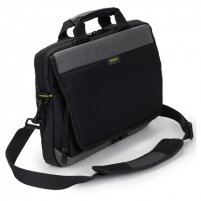 "Bag Targus City Gear 12-14"" Slim Topload Laptop Case (Black) / For: 34.3 x 3.3 x 24.1cm / Polyester"