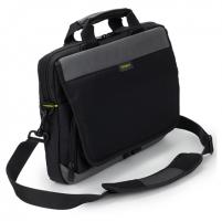 "Krepšys Targus City Gear 12-14"" Slim Topload Laptop Case (Black) / For: 34.3 x 3.3 x 24.1cm / Polyester"