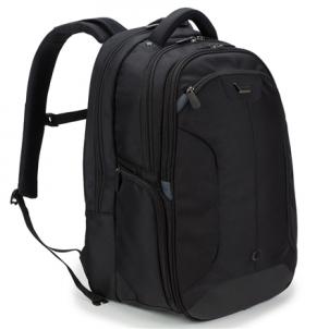 """Krepšys Targus Corporate Traveller Fits up to size 15.6 """", Black, Shoulder strap, Polyester, Backpack"""