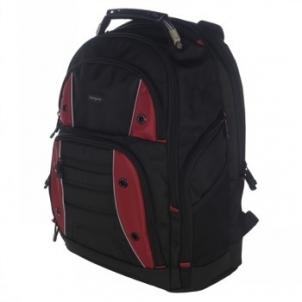 Bag TARGUS DRIFTER 16 B/PACK BLACK/RED
