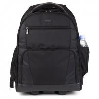 """Bag Targus Sport Rolling TSB700EU Fits up to size 15.6 """", Black, Shoulder strap, Polyester, Backpack"""