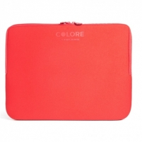 "Krepšys Tucano FOLDER X Laptop Sleeve for 11.6""/12.5"" (Red)/ Neoprene"