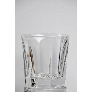 Krištolinės stiklinės 6 vnt Krištolas
