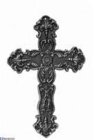 Kryžius iš ketaus, L16KT005 Kalviški dekoratyviniai elementai