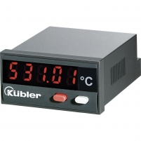 Kübler CODIX 531 Digital Thermometer Display -19999 up to + 99999 ºC Temperature measuring devices
