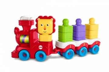 Kūdikio žaislas - traukinukas DRG33 Fisher Price Žaislai kūdikiams
