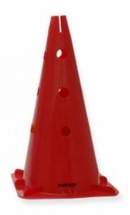 Kūgis Meteor 46cm red Athletic accessories