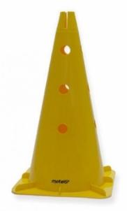 Kūgis Meteor 46cm yellow Athletic accessories