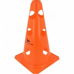 Kūgis su skylėmis Yakima 23 cm oranžinis