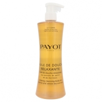 Kūno aliejus Payot Relaxing Cleansing Body Oil Cosmetic 400ml
