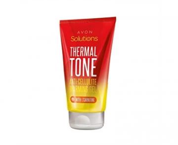 Kūno gelis Avon Warming gel anticellulite Solutions Thermal Tone (Anti Celluli te Warming Gel) 150 ml Stangrinamosios kūno priežiūros priemonės