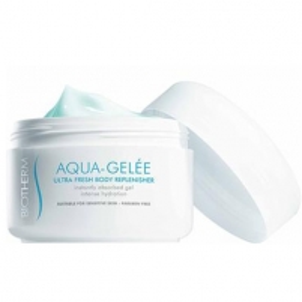 Kūno kremas Biotherm Aqua Gelée (Ultra Fresh Body Replenisher) 200 ml Kūno kremai, losjonai