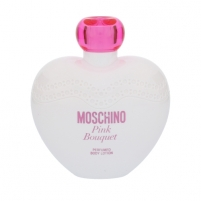 Body lotion Moschino Pink Bouquet Body lotion 200ml