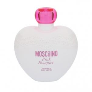 Kūno losjonas Moschino Pink Bouquet Body lotion 200ml
