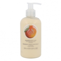 Kūno losjonas The Body Shop Mango Body Whip Cosmetic 250ml Kūno kremai, losjonai