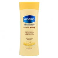 Body lotion Vaseline Intensive Care Essential Healing Lotion Cosmetic 400ml Body creams, lotions