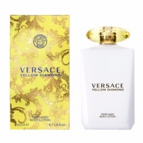 Kūno losjonas Versace Yellow Diamond Body lotion 200ml Kūno kremai, losjonai