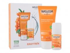Kūno priežiūros rinkinys Weleda Sanddorn Shower Cream 200ml