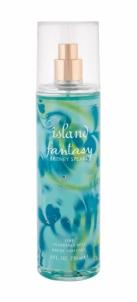 Kūno purškiklis Britney Spears Island Fantasy Body Spray 236ml Ķermeņa krēmi, losjoni
