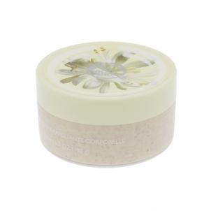 Kūno pylingas The Body Shop Moringa Cream Body Scrub Cosmetic 200ml Kūno šveitikliai