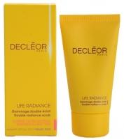 Kūno šveitiklis Decléor Brightening Peeling Life Radiance (Double Radiance Scrub) 50 ml Kūno šveitikliai