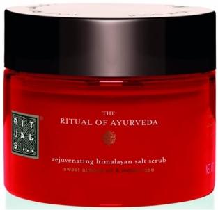 Kūno šveitiklis Rituals Ayurveda Peeling Tělo with (Purifying Himalayan Salt Scrub) 450 g Kūno šveitikliai
