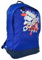Kuprinė adidas Versatile BP S20850, mėlyna Kuprinės, krepšiai, lagaminai