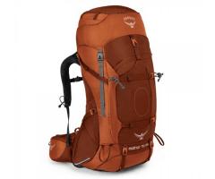 Kuprinė Aether AG 70 Oranžinė, L dydžio nugaros sistema Kuprinės, krepšiai, lagaminai